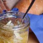 von Zitronenmarmelade selbstgemacht - ohne Gelierzucker! bei Alleine Kochen ist doof - gemeinsam macht´s mehr Spaß!