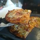 Fertige Pizza