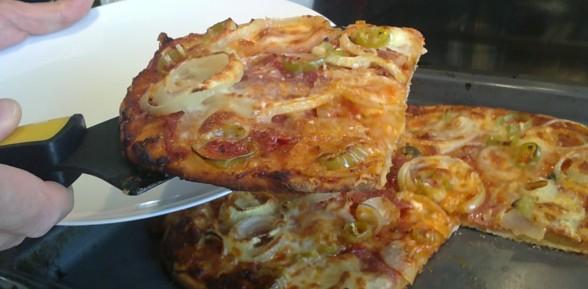 1 Pizza clever vorbereitet – 3 Pizzen gemacht