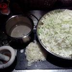 von Rezeptklassiker: Krautsalat - aber schnell und fein! bei Alleine Kochen ist doof - gemeinsam macht´s mehr Spaß!